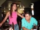 Marina Baba, Max Fuhlendorf (pai), Claudinho (incomp), - 0 - Restaurante Sao Francisco, Sao Bernardo do Campo