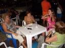 Almira Scuticchio, Josepha Garcia Hernandez, Marina Baba, Cleide Maria Fuhlendorf, - 0 - Sorveteria calçadão, Praia Grande