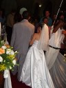 Fátima Martins, Paulo André, DESC - noiva - Igreja Matriz, Mauá