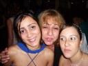 Lúcia Martins, Fátima Martins, Cleuza Maria Silvestre, - noiva - Chácara Casamento Fá
