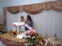 Fátima Martins, DESC - bolo casamento - Chácara Casamento Fá