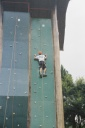 Aroldo (incomp), - parede de escalada - Camping Cabreúva, Cabreúva