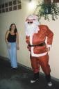 Sidney de Castro, Nete (mãe K.aique), - Papai Noel - Casa Junior, Sao Paulo