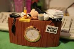 0 - Relógio Mickey - Apartamento Max, São Caetano do Sul