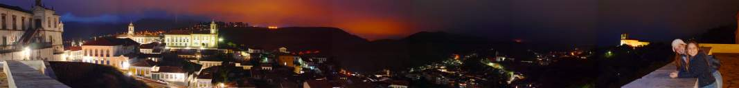 0 - PANORAMA - Ouro Preto, Minas Gerais