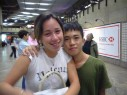 Marina Baba, Rafael (irmão Marina) (incomp.), - 0 - Aeroporto de Cumbica, Guarulhos