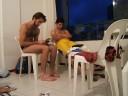 Nilson Fábio Jr. (Nilsinho), Aroldo (incomp), - Nintendo DS - Apartamento, Guarujá