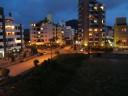 0 - vista do apartamento - Apartamento, Guarujá