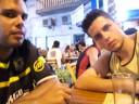 Mauro Felão Junior, Max Mario Fuhlendorf, - 0 - Pizzaria, Guarujá