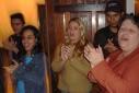 Renata Felão, Anderson Leandro Pacheco, Neuza Martinelli, Renata (fundos)(incomp.), -  - Casa Kaique, São Paulo