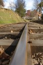 - trilhos da ferrovia - Capivari, Campos do Jordão