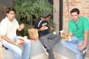 Sidney de Castro, Anderson Leandro Pacheco, Max Mario Fuhlendorf, - McDonalds - Capivari, Campos do Jordão