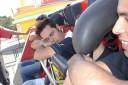 Mauro Felão Junior, Anderson Leandro Pacheco, Carolina Martins Voltarelli, DESC, - brinquedo Double Shock - Hopi Hari, Vinhedo