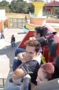 Mauro Felão Junior, Carolina Martins Voltarelli, DESC, - brinquedo Double Shock - Hopi Hari, Vinhedo