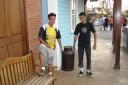 Anderson Leandro Pacheco, Mauro Felão Junior, - leiteira - Hopi Hari, Vinhedo