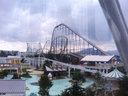 - montanha-russa - Parque de diversões, Japão